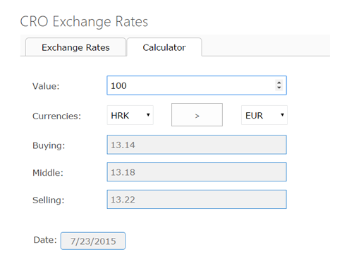 sharepoint-cro-exchange-currency-rates-calculator